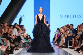 Marchesa Bridal Fashion Show, Ready to Wear Collection Fall Winter 2017 in Dubai